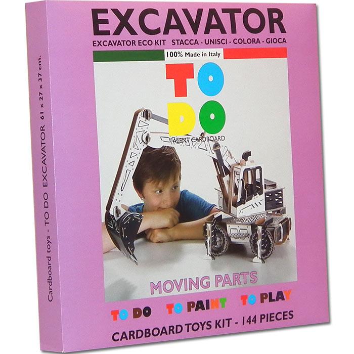 EXCAVATOR-BOX