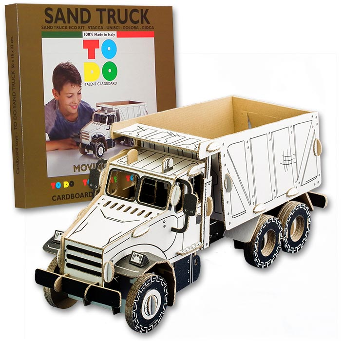 TODO-SAND-TRUCK