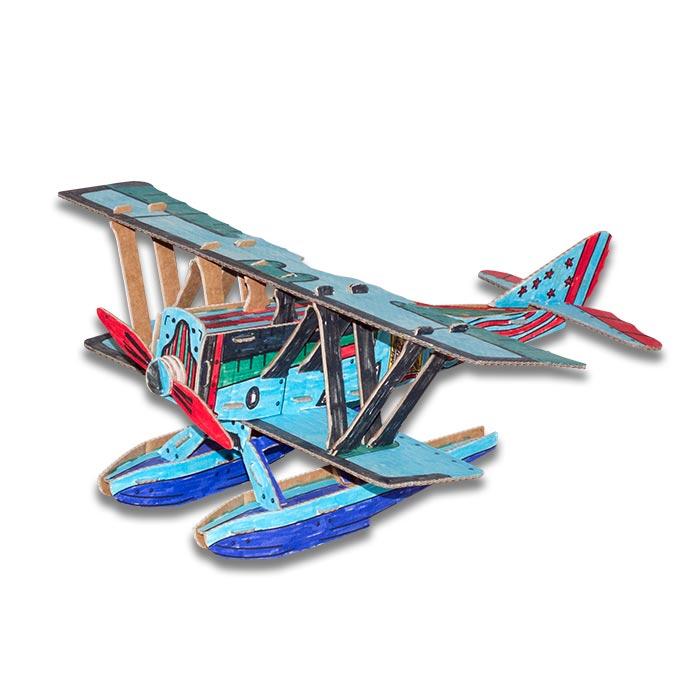 ansaldo-sva-aereo-cartone-colorato