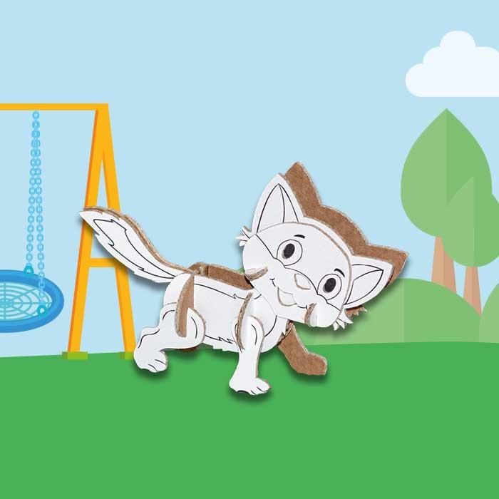 ash-gattino-animali-cartone-sfondo