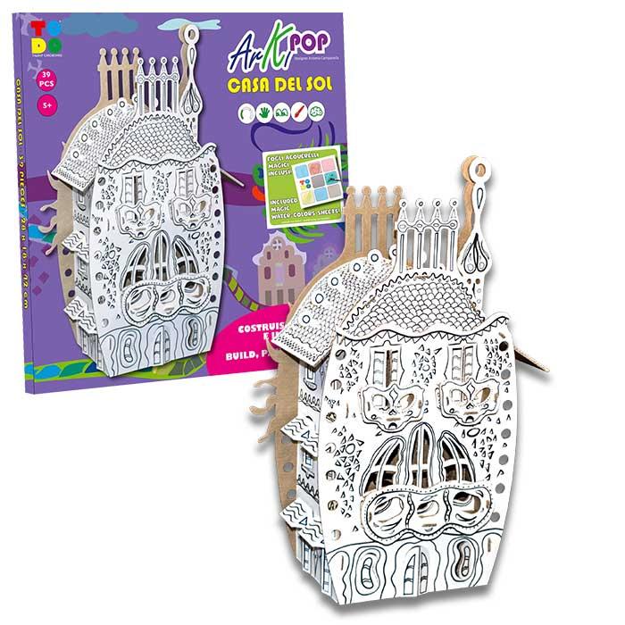 casa-del-sol-gaudi-cartone-scatola