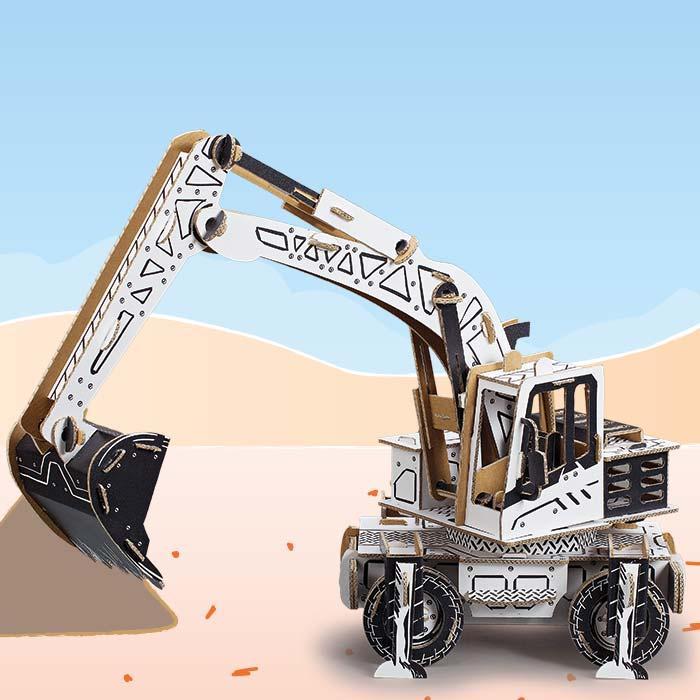 excavator-scavatore-cartone-gioco-sfondo