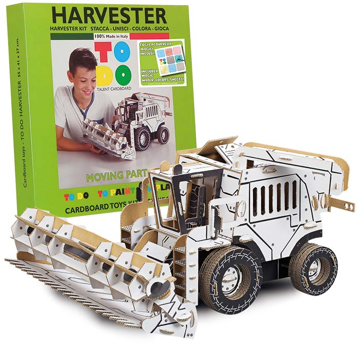 harvester-mietitrebbia-giocattolo-scatola