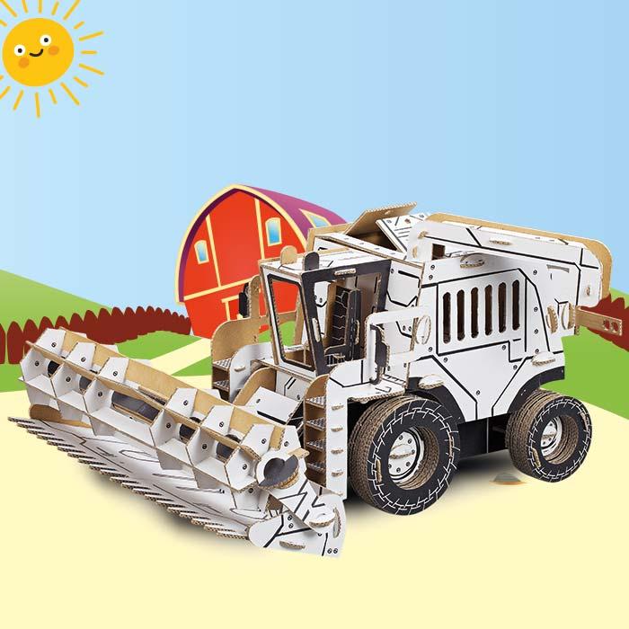 harvester-mietitrebbia-giocattolo-sfondo