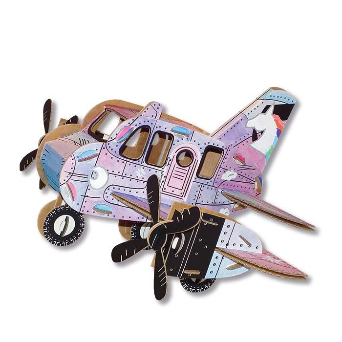 plane-aereo-di-cartone-colorato