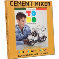 CEMENT MIXER TOYS TO DO PAINT AND PLAY FOR KIDS AND FAMILY