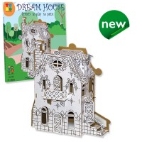 giochi in cartone todo - todo cardboard toys dream house lunapark