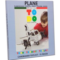 TODO PLANE TOYS CARDBOARD TO PAINT TO PLAY
