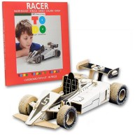 TODO RACER TALENT CARDBOARD TOYS