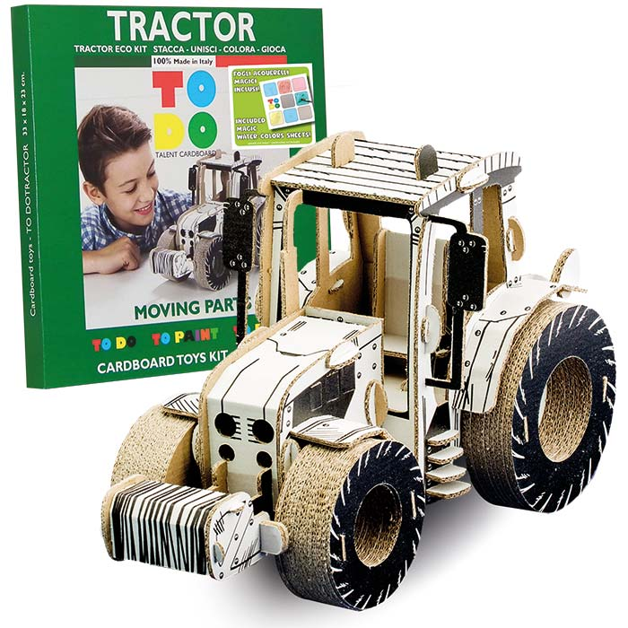 tractor-trattore-cartone-scatola