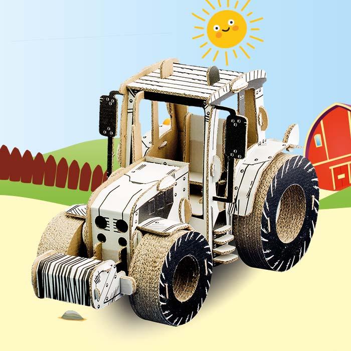 tractor-trattore-cartone-sfondo