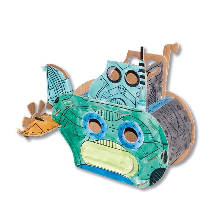 u-boat-sottomarino-cartone-colorato
