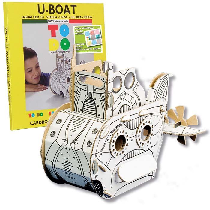 u-boat-sottomarino-cartone-scatola